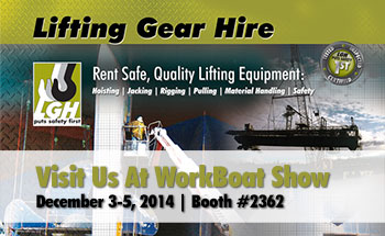 International Workboat Show | Booth 2362