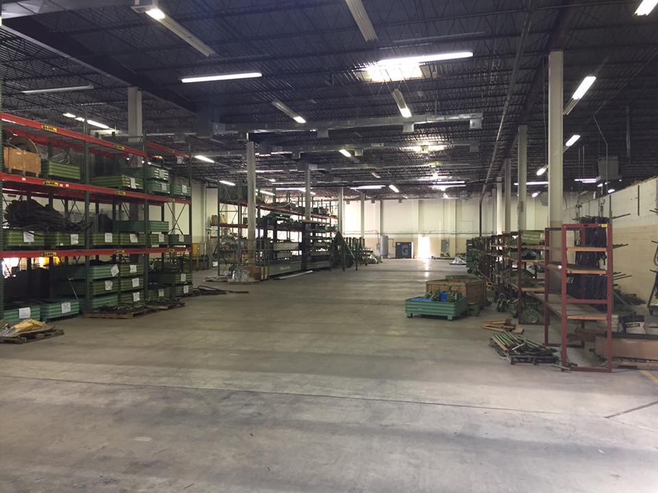 Philadelphia Warehouse Relocates
