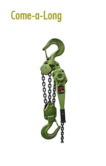 Come-a-Longs Rental | Hoisting Equipment