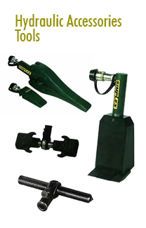 Hydraulic Accessories Rental | Jacking Equipment