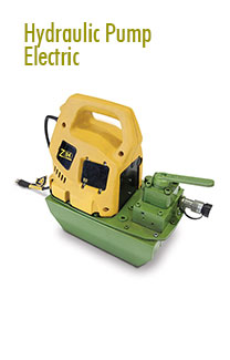 Electric Hydraulic Pump Rental | Jacking Equipment