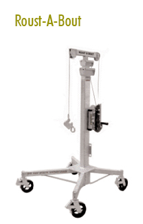 Roust-a-Bouts Rental | Material Handling Equipment