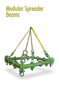 Modular Spreader Beam Rental | Rigging Equipment