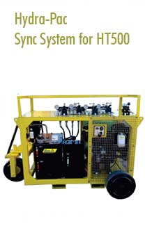 Jacking Hydra-slide Rental
